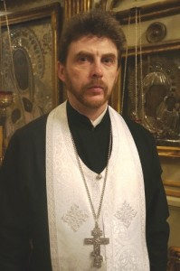 Иерей Андрей Семенов