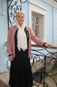 Директор школы - Татьяна Анатольевна Духанова